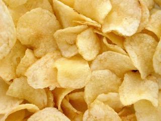 retour des chips maison